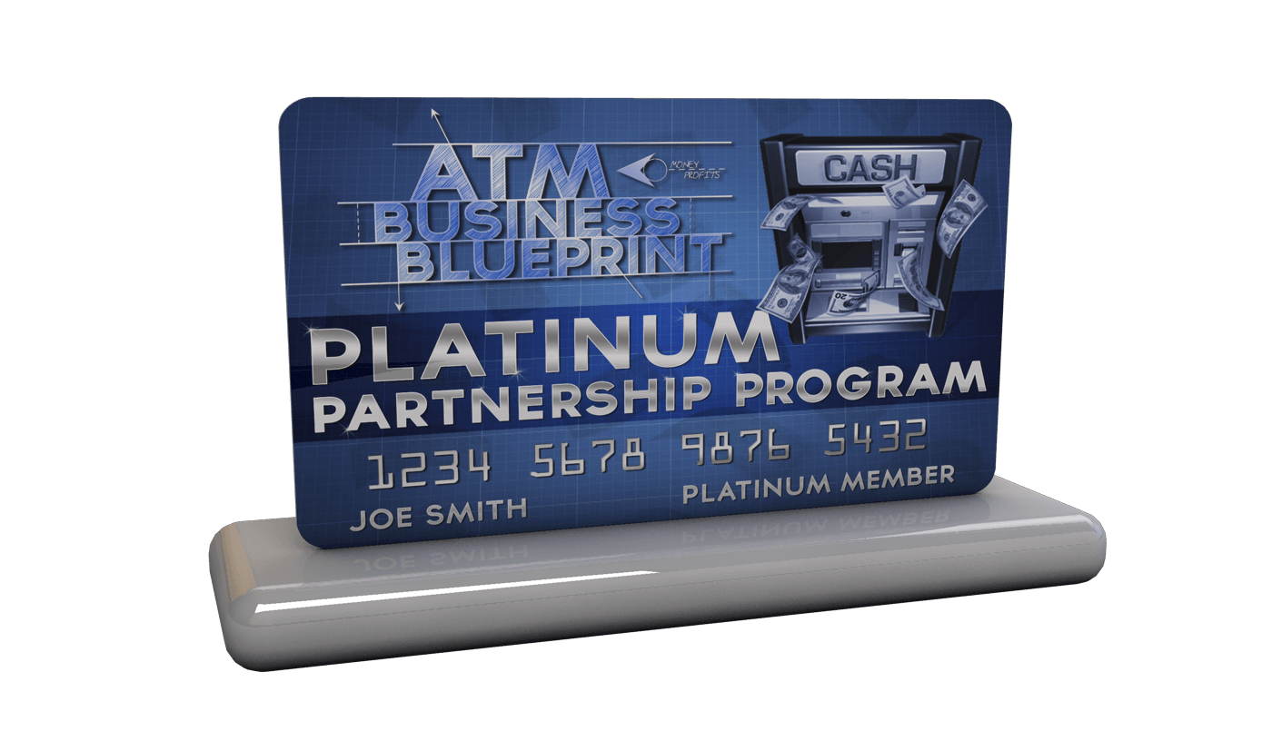 Platinum Partnership Program - group coaching for the ATM business by Carey Buck