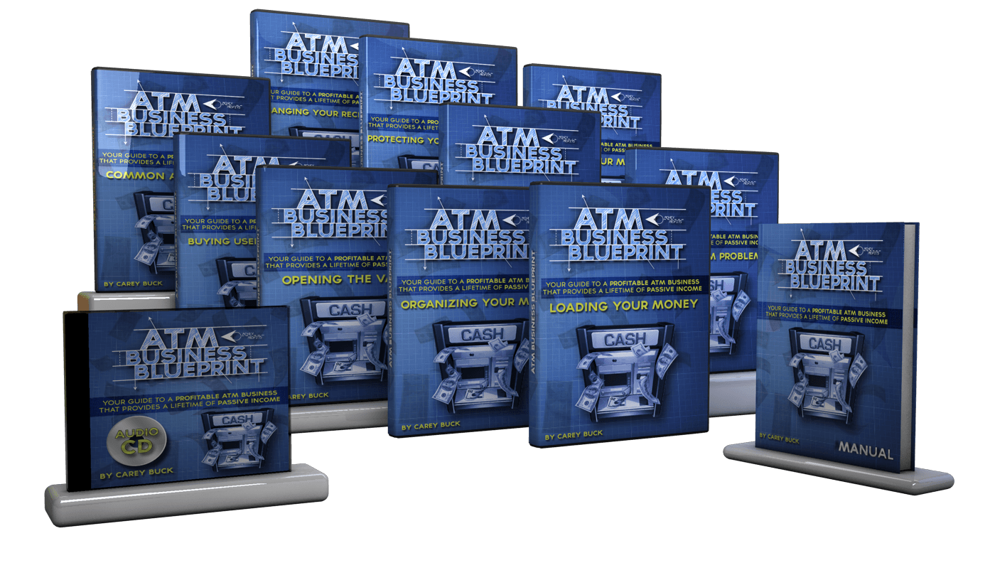 ATM Business Blueprint course by Carey Buck